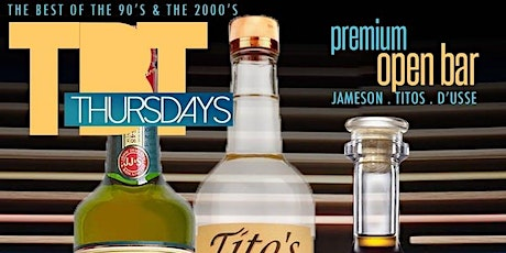 Throwback Thursdays at Aurum Lounge tickets