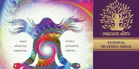 Festival Mujeres Árbol boletos