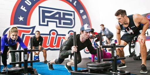 F45 Farmington Member's Breakfast