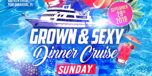 Grown and Sexy Sunday Dinner Cruise