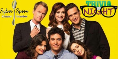 How I Met Your Mother Trivia at Sylver Spoon tickets