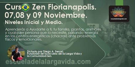 Curso Zen en Florianópolis: 07,08 y 09 Noviembre. ingressos