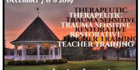 Therapeutic Restorative YOGA Certification tickets