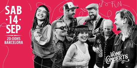 Home Concerts - Barcelona - 14 de Septiembre, 2019 tickets