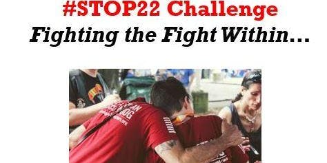 #STOP22 - Fighting the Fight Within