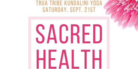 Sacred Health & Healing Kundalini Yoga Class tickets