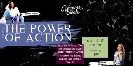 The Power of Action WWC Live Event tickets