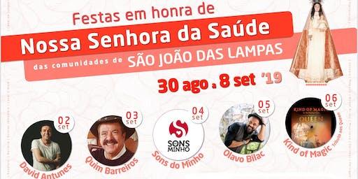 Festa de São João das Lampas 2019