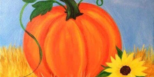 Fall Paint Night for Kids
