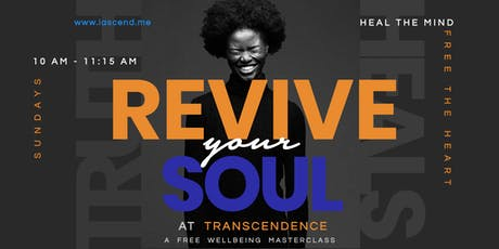 A Free Emotional Wholeness & Wellbeing Masterclass - TRANSCENDENCE tickets