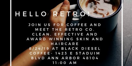 Hello Retro! tickets