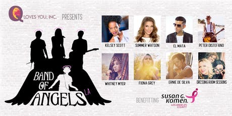 Band of Angels LA tickets