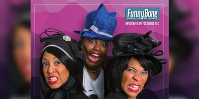 Diamond Sisters Church Comedy Show at the Richmond Funny Bone