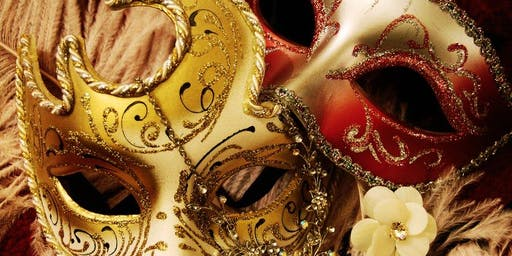 Masquerade Tea Party - Unmasking and Loving the Real You