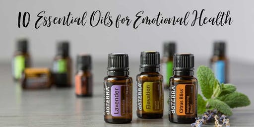 Health and wellbeing - essential oils 101