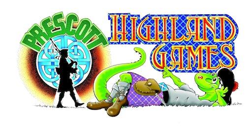 2019 Prescott Highland Games & Celtic Faire Sponsors