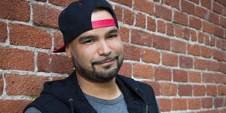 Tito Flores Live at Ontario Improv (Free Tickets) tickets