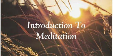 Simple, Easy, Every Day Meditation Workshop tickets