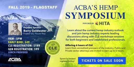 ACBA's Hemp Symposium - Powered by HITA AZ