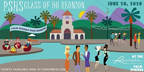 PSHS Class of 1990 High School Reunion tickets