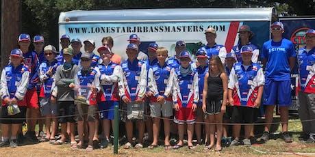 Lone Star Jr Bassmasters September 2019 Club Bass Tournament tickets