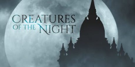 CREATURES OF THE NIGHT With Author STACY NEWTON tickets
