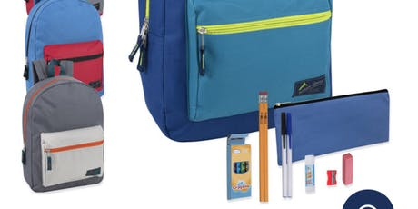 Back to School Fun Night and Book Bag Giveaway tickets