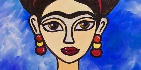 Frida (2hr Paint & Sip) - BYO Food & Drink tickets