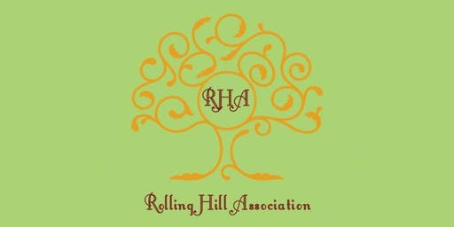 Rolling Hill Association 2019 – 2020 Progressive Dinner Series