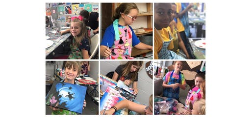 Membership - afterschool/homeschool art class August