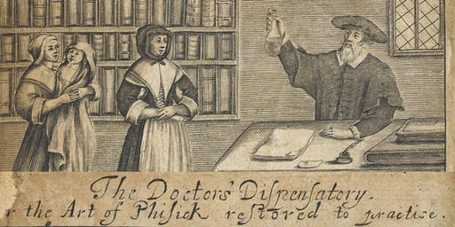 POXES and PRESCRIPTIONS in Old Boston - A Medical Walking Tour
