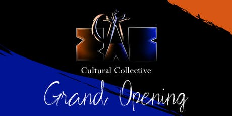 ZAB Cultural Collective's Grand Opening Event tickets