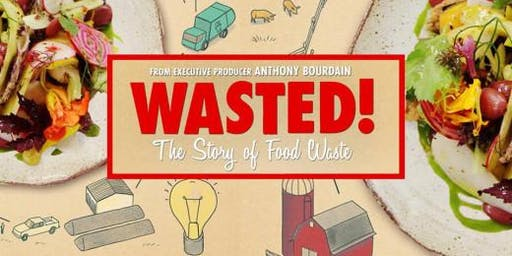 Extinction Rebellion Guernsey Presents: Wasted! The Story of Food Waste