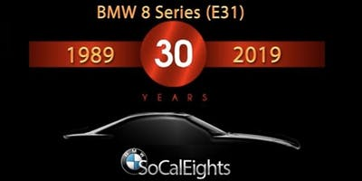 SoCalEights E31 30th Anniversary Picnic