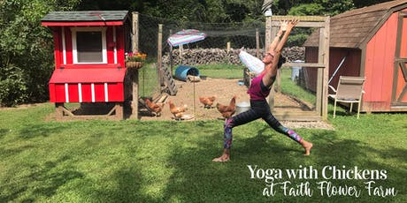Yoga with Chickens tickets