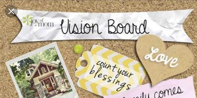 Vision Board for Teen girls