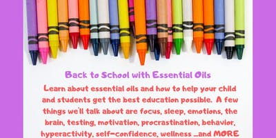 Back to School with doTERRA