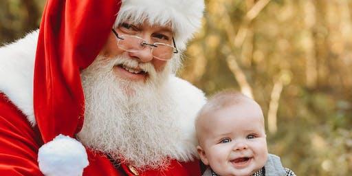 Santa Mini Session 11/16 with Sarah Michals Photography