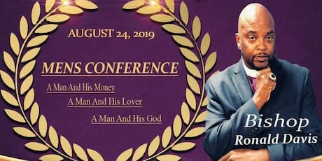 DCCI Men's Conference 2019: A Man and His Money; A Man and His Lover; A Man and His God tickets