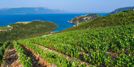 """""""From Croatia with Love"""" Part Tri - Croatian Wine & Food Pairing  tickets"""
