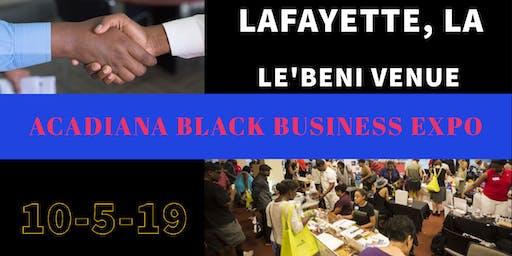 Acadiana Black Business Expo