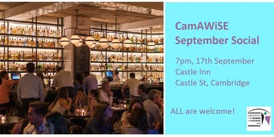 CamAWiSE September Social