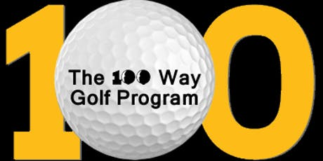 2019 Golf Excursion for 100Way Golf tickets