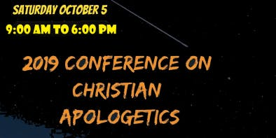 2019 Religion Analysis Service Conference on Christian Apologetics