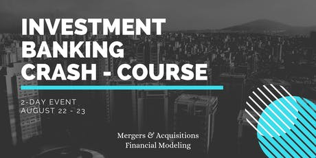 Financial Modeling in Excel tickets