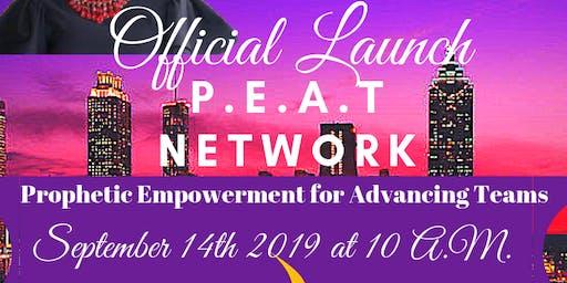 P.E.A.T Network Official Launch