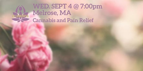 Ellementa Melrose (Boston): Cannabis and CBD for Pain Relief tickets
