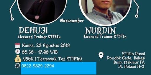"[PAID WORKSHOP] Workshop STIFIn Level 1 ""Find The True You"""