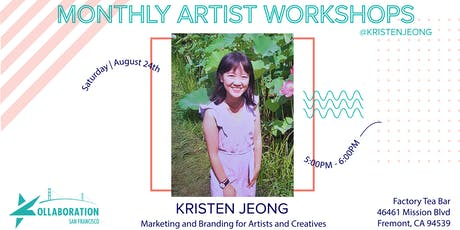 Kollab SF x Kristen Jeong- Marketing and Branding Workshop tickets
