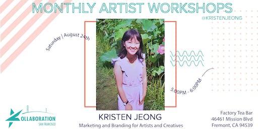 Kollab SF x Kristen Jeong- Marketing and Branding Workshop